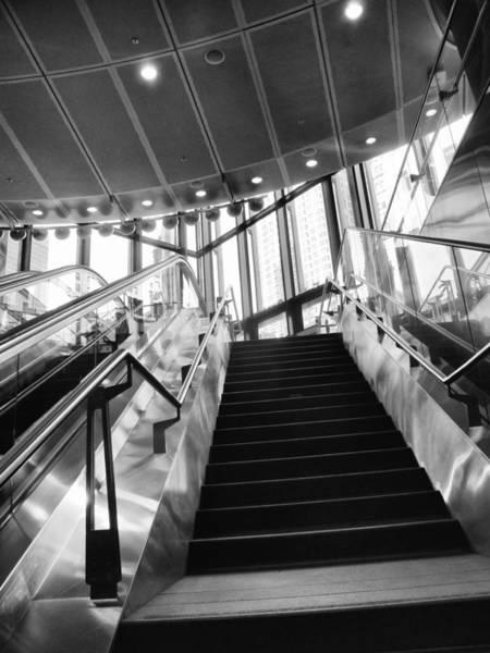 Photograph - Stations Steps by Jessica Jenney