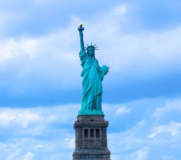 Statue Of Liberty National Monument Wall Art - Photograph - Statue Of Liberty by Art Spectrum