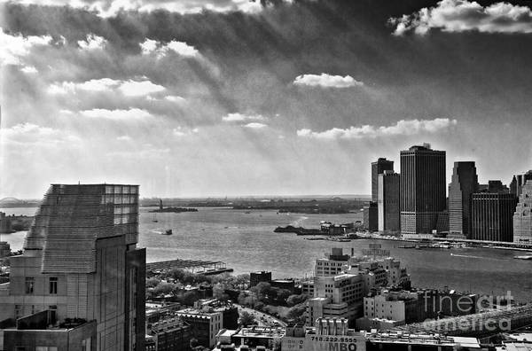 Wall Art - Photograph - Statue Of Liberty View by Madeline Ellis