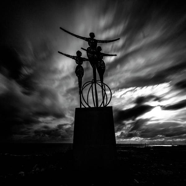 Wall Art - Photograph - Statue by Stelios Kleanthous