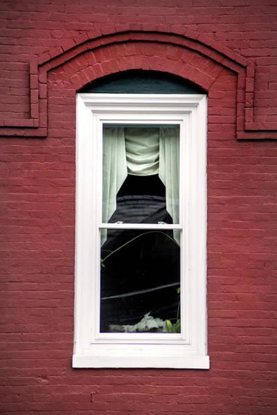 Photograph - Staunton Window by Don Johnson