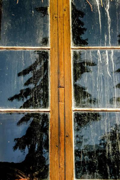 Photograph - Stavkirke Reflection by KG Thienemann