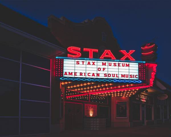 African American Museum Photograph - Stax Museum Of American Soul Music - Memphis by Library Of Congress