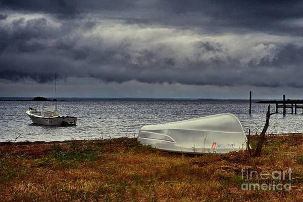 Photograph - Staying Ashore by Mark Miller