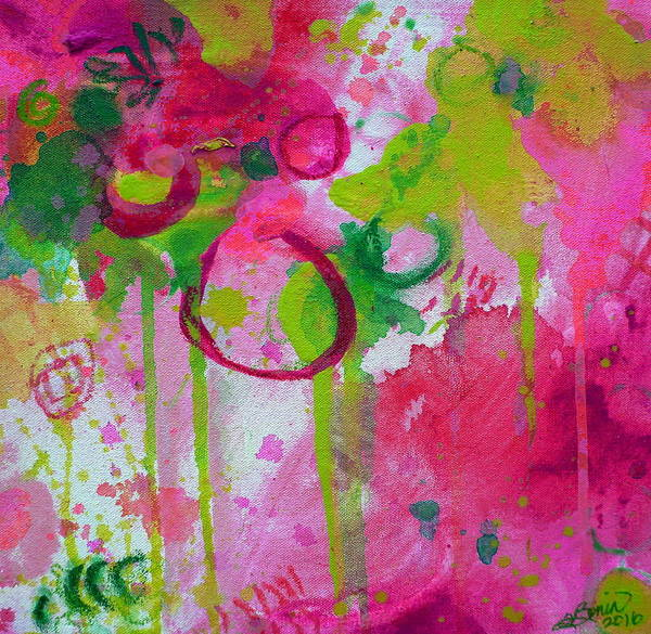 Painting - Steal My Breath by Tracy Bonin