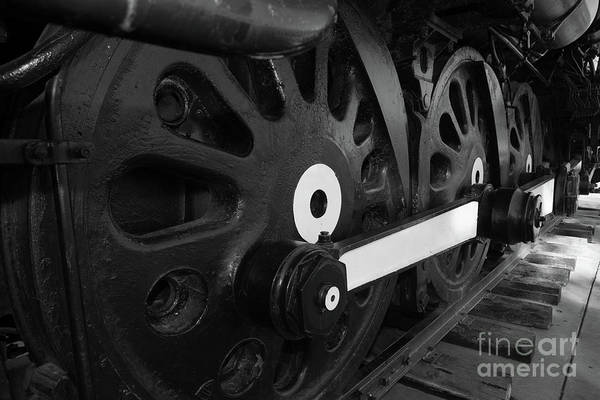 Wall Art - Photograph - Steam Engine Carriage  by Rick Mann