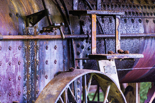 Photograph - Steam Engine by Stewart Helberg