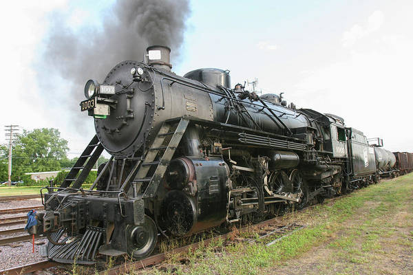 Photograph - Steam Engine by Todd Klassy