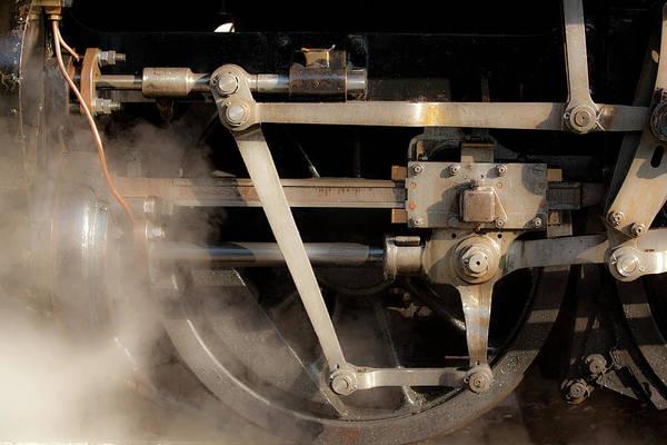 Photograph - Steam Engine Train by John Magyar Photography