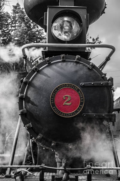 Photograph - Steam Engine Usa by Dale Powell