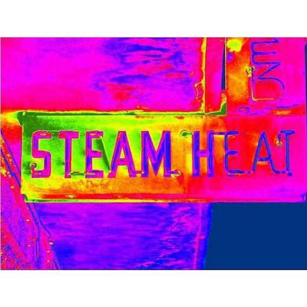 University Wall Art - Photograph - Steam by Karyn Robinson