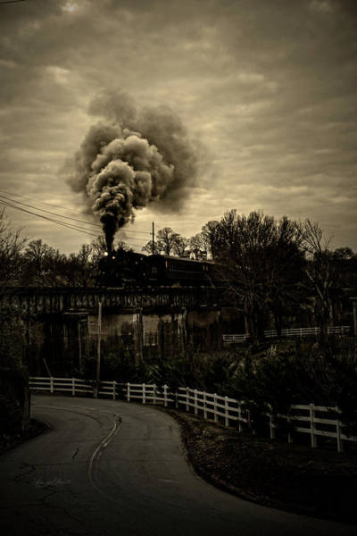 Photograph - Steam by Sharon Popek