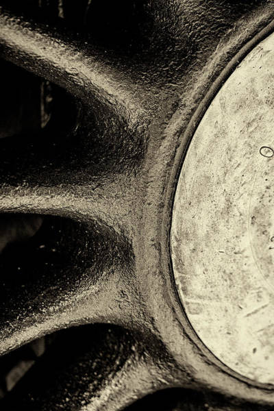 Photograph - Steam Train Series No 20 by Clare Bambers