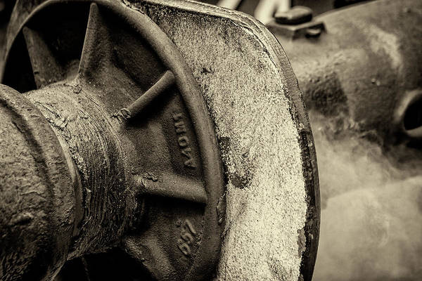 Photograph - Steam Train Series No 7 by Clare Bambers