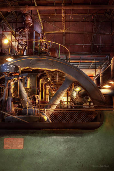 Photograph - Steampunk - Pumped Up by Mike Savad