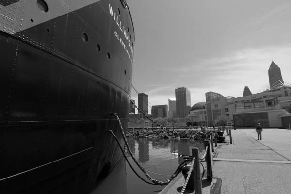 Photograph - Steamship William G. Mather  by Dan Sproul