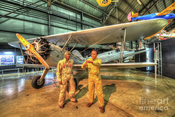 Pt-109 Photograph - Stearman Pt-13d Kaydet by Greg Hager