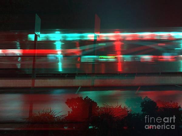 Photograph - Steel Express by Jenny Revitz Soper
