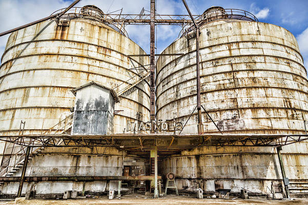Grain Elevator Photograph - Steel Magnolia #6 by Stephen Stookey