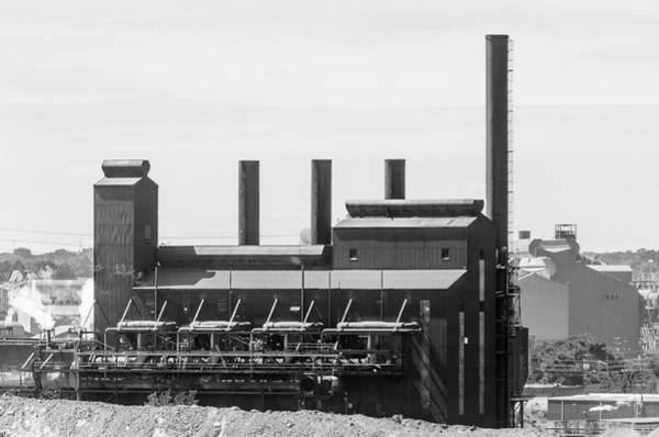 Photograph - Steel by Stewart Helberg