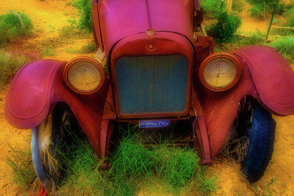 Wall Art - Photograph - Step Back In Time by Garry Gay
