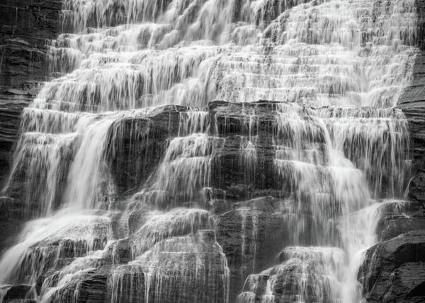 Upstate New York Photograph - Steps And Flows by Kristopher Schoenleber