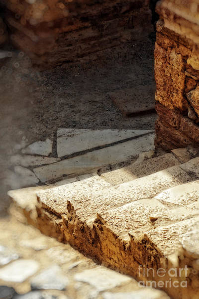 Wall Art - Photograph - Steps Of Ephesus by HD Connelly