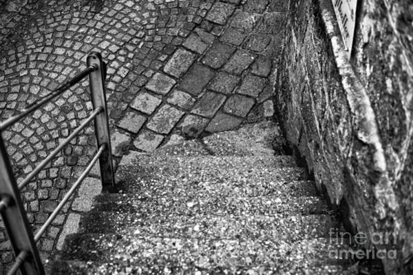 Photograph - Steps Of History In Salzburg by John Rizzuto