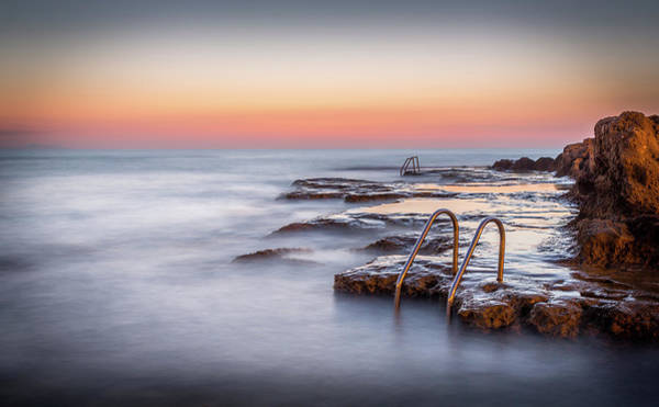 Photograph - Steps To The Sea. by Gary Gillette