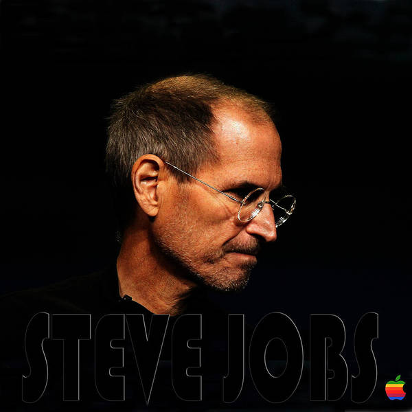 Photograph - Steve Jobs 3 by Andrew Fare