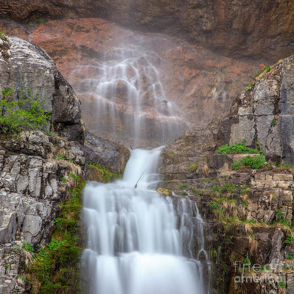 Photograph - Stewart Falls by Spencer Baugh