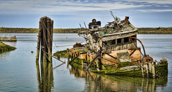 Photograph - Still Afloat by Heather Applegate