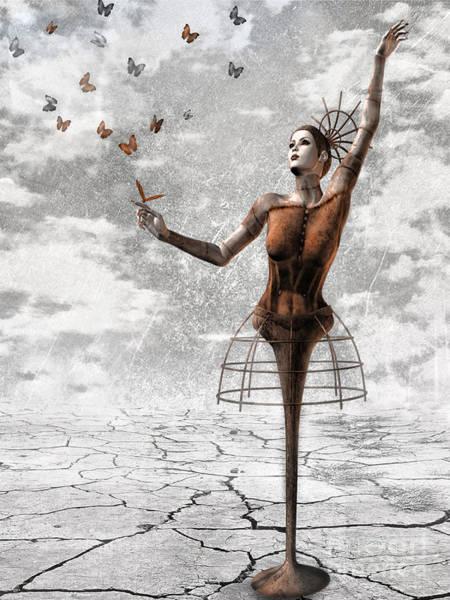 Conceptual Painting - Still Believe by Jacky Gerritsen
