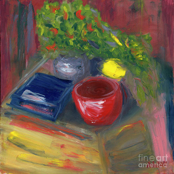 Painting - Still Life by Ania M Milo