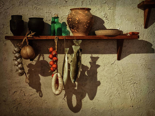 Photograph - Still Life by Stephen Barrie