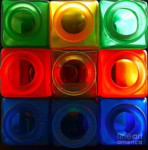 Alexander Vinogradov Photograph - Still Life With The Bottles # 1. by Alexander Vinogradov