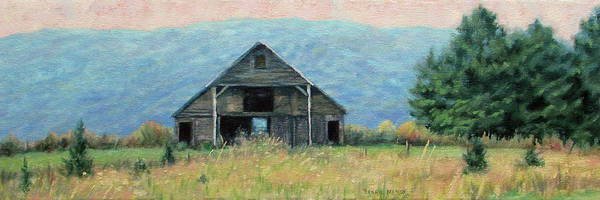 Wall Art - Painting - Still Standing by Bonnie Mason