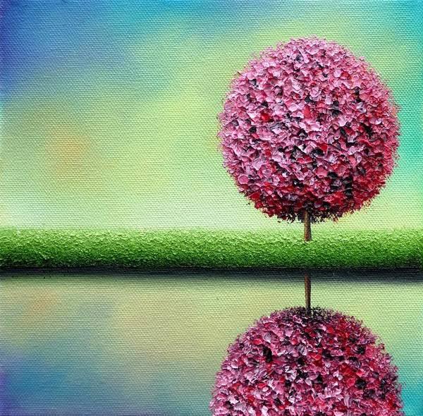 Wall Art - Painting - Still The Day by Rachel Bingaman