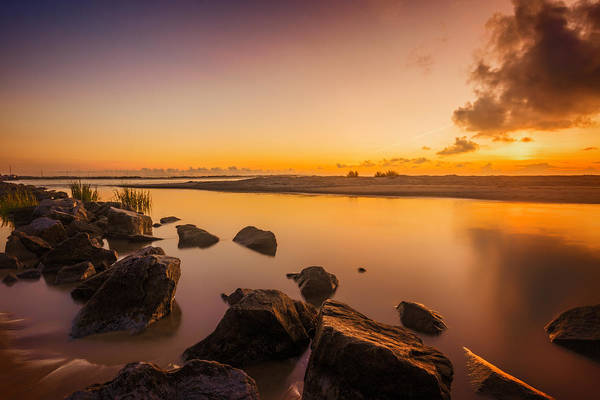 Photograph - Still Waters At High Tide by Chris Bordeleau