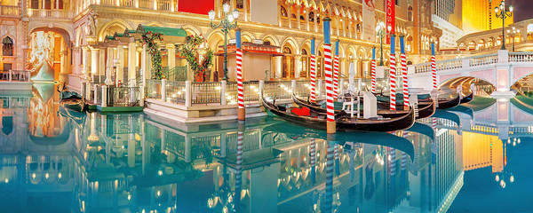 Gondola Photograph - Still Waters by Az Jackson