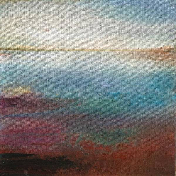Wall Art - Painting - Still Waters by Karen Hale