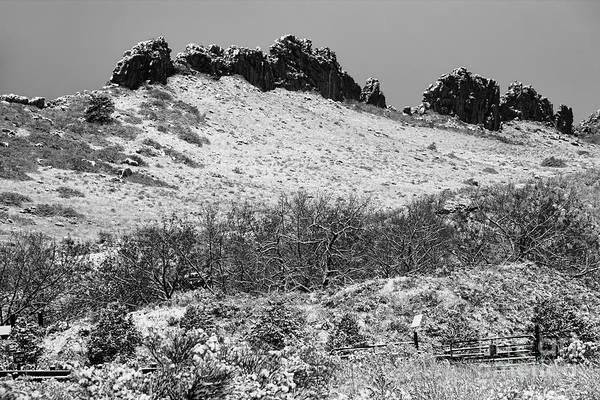 Photograph - Still Winter In Colorado by Jon Burch Photography
