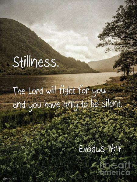 Photograph - Stillness by Beauty For God