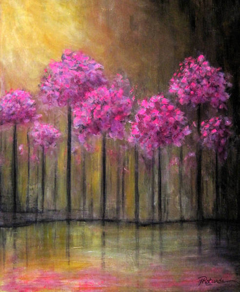 Painting - Stillness by Roberta Rotunda