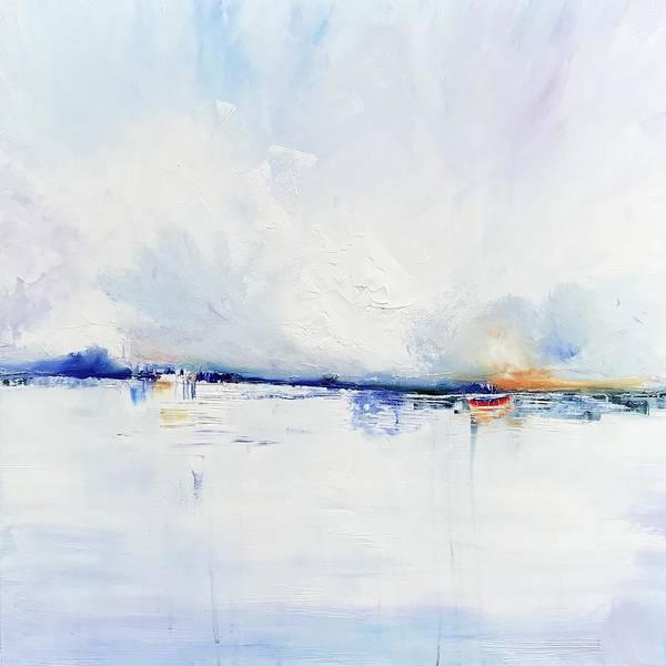 Wall Art - Painting - Stillness Series  by Julia S Powell