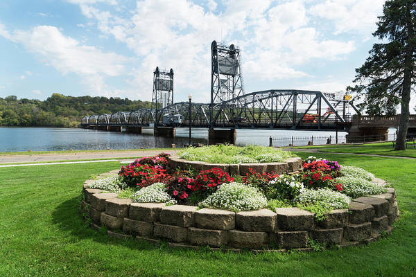 Stillwater Photograph - Stillwater And The Mississippi by Susan Stone