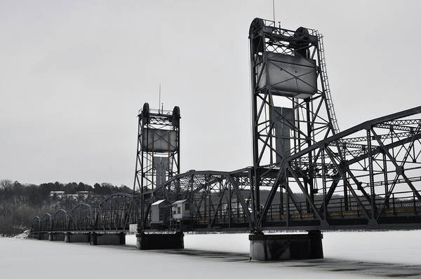 Houlton Photograph - Stillwater Bridge by Kyle Hanson