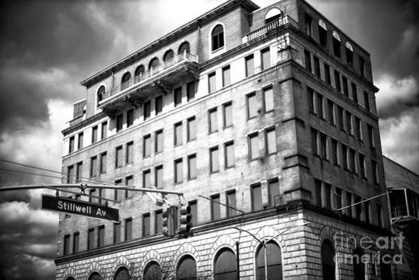 Photograph - Stillwell Avenue by John Rizzuto
