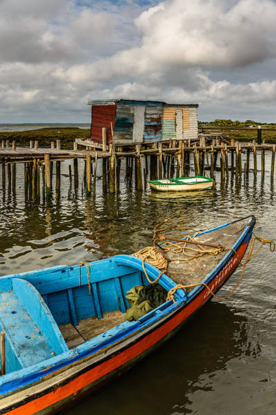 Mud House Photograph - Stilt Houses In Historic Pier II by Marco Oliveira