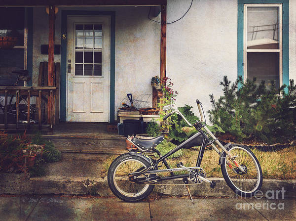 Photograph - Sting Ray Bicycle by Craig J Satterlee